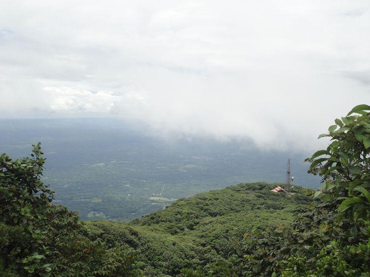 Vista desde el Volcán Mombacho- Sendero El Puma