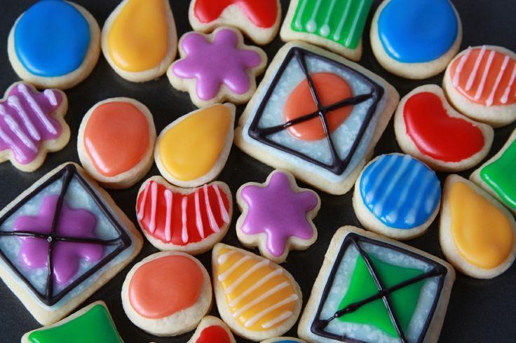 hotcakes: Mini Candy Crush Cookies