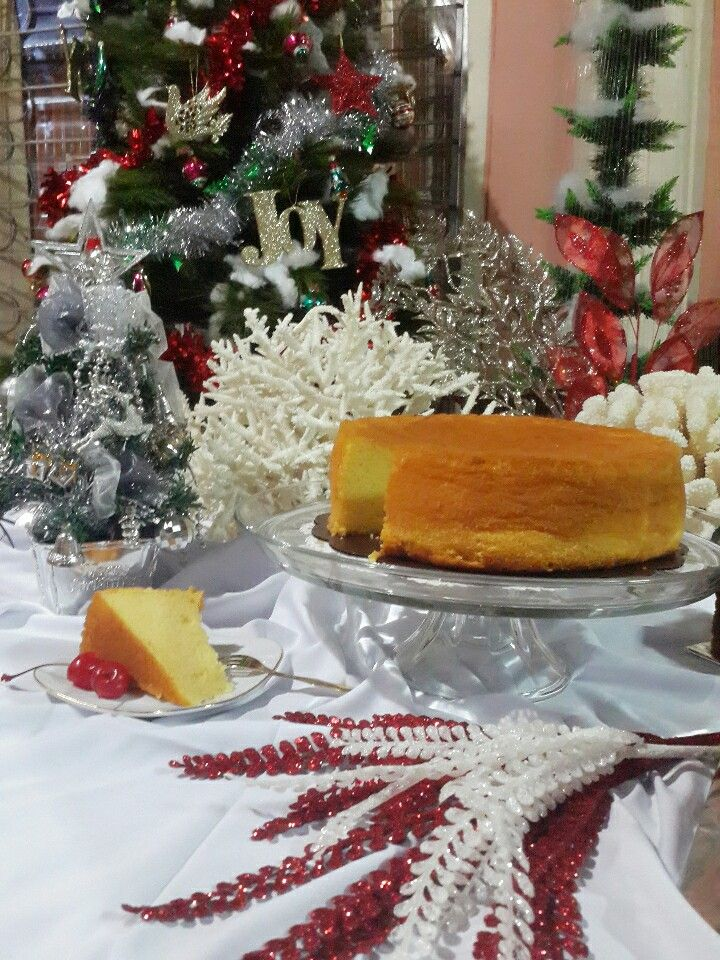 Christmas #cheesecake