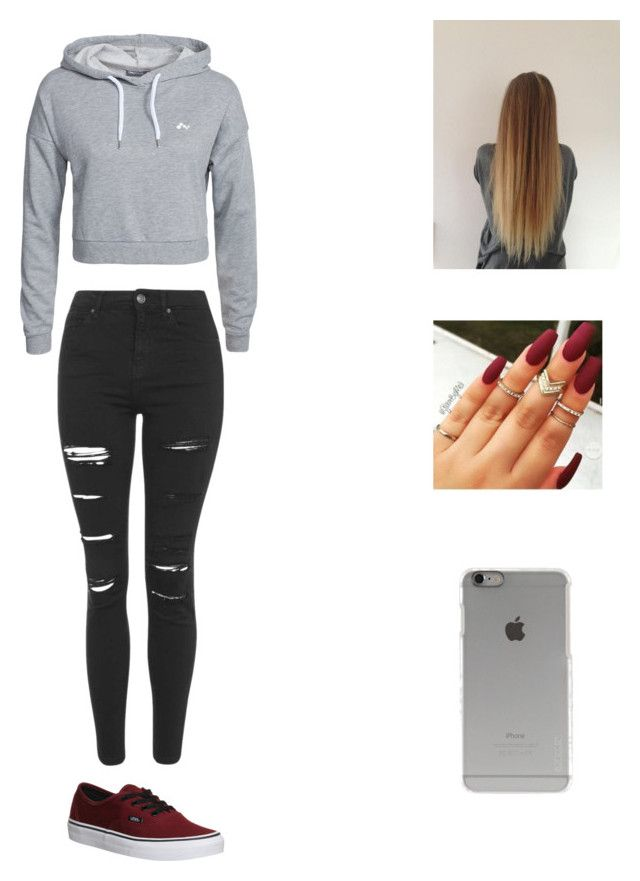 """""""Untitled #13"""" by itslacybabe on Polyvore featuring Vans, Incase, Topshop and Only Play"""