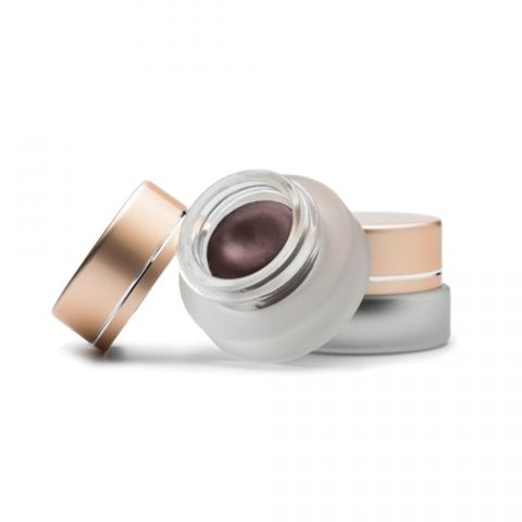 Jelly Jar Gel Eyeliner by Jane Iredale Cosmetics - This product is vegan, gf and cruelty free. Possibly the best natural eyeliner I have ever tried. Great for contact lens wearers