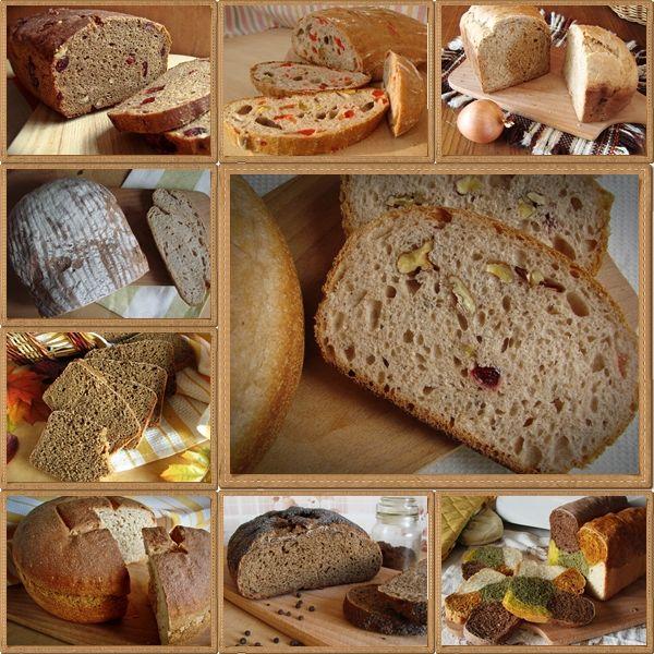 Самый лучший домашний хлеб от Анны Китаевой для Тельцов и всех увлеченных выпечкой - Томаси