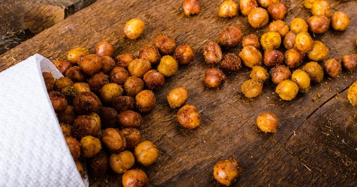 This crunchy snack takes a delicious mix of spices to give you a guilt-free snack you'll keep coming back for.