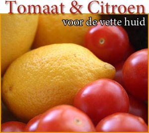 DIY: Tomaat en Citroen tonic - Beautylab.nl
