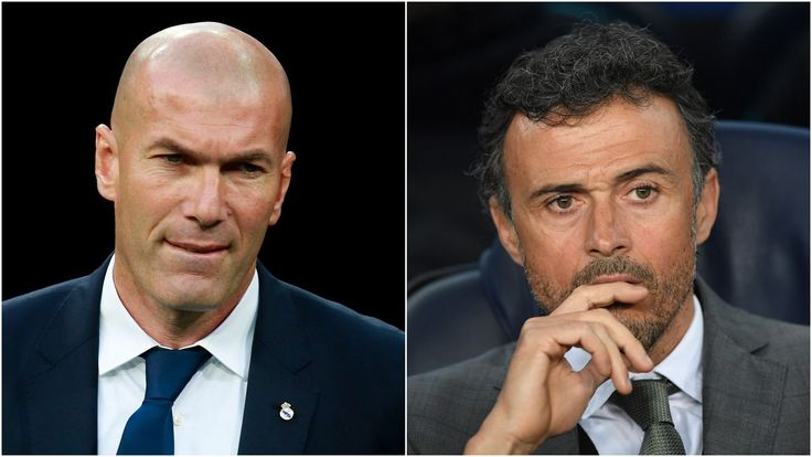 LaLiga: Is El Clasico decisive? Zidane and Luis Enrique take contrasting views