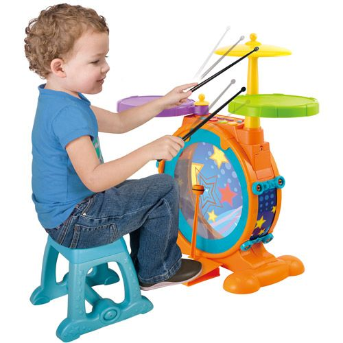 Little Virtuoso Slammin Jammin Drum Set: Christmas 2013, Gifts Ideas, Jammin Drums, Drums Sets, Drum Sets, Virtuoso Slammin, Slammin Jammin, Christmas Gifts, Baby Drums