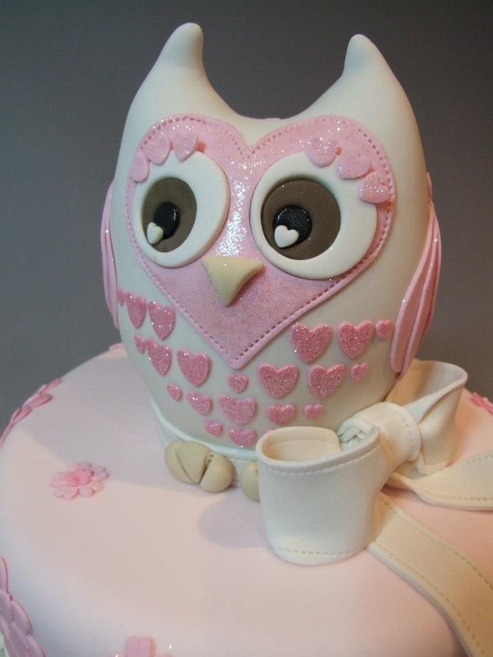Emma Jayne Cake Design  Oooo Perfect for my daughter's Owl Party!!!!! LOVE LOVE LOVE