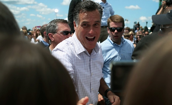 "The new meme to come out of the Romney family is that Mitt never wanted to be President anyway, so fug you America! I guess it wasn't ""his turn"" after all.  Yes, Tagg Romney told the Boston Globe that Mitt never wanted to president. He only ran for 6 years because he couldn't find anyone as perfect as Himself to run. The brutal Republican primaries notwithstanding, we are to believe Romney never wanted it. It was, we're told, Romney's love of God and country that made him run."