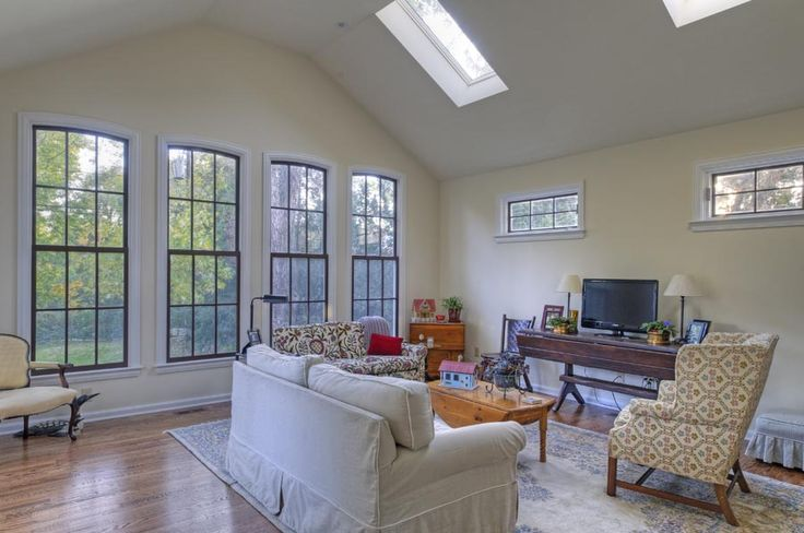 A great family room addition, by Dave Fox #livingroom #familyroom #addition