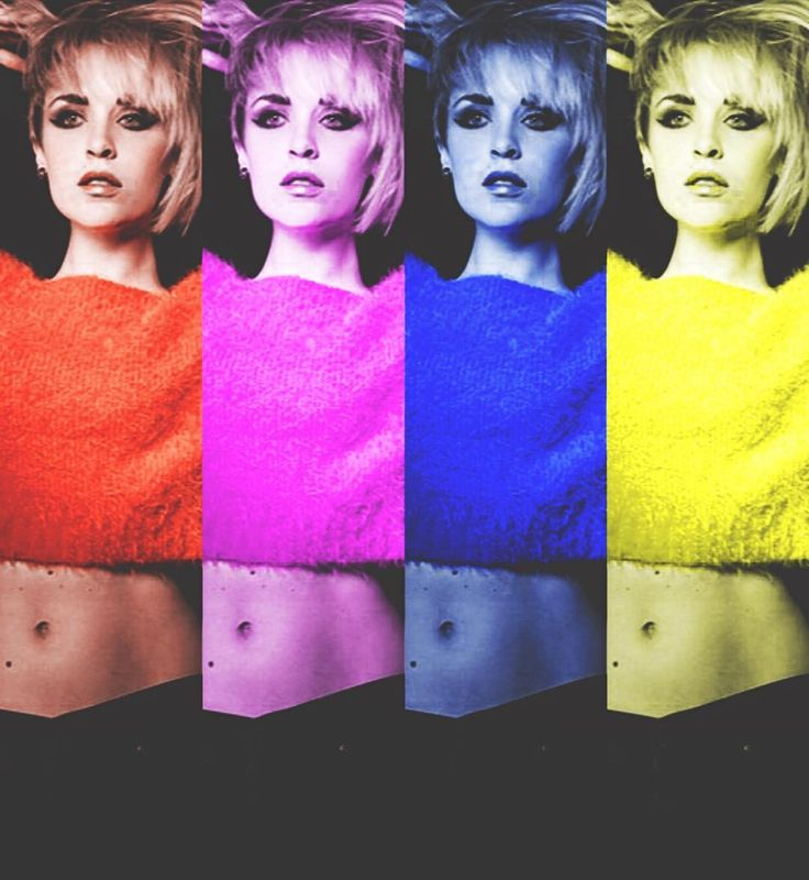 Which color? #nashville #thefoxiesmusic #edit #color #music #ellendegeneres #twiggy #model #nyc #twerkcity #tour #thefoxies #meetjulia #boystofollow #90s #fashion #band