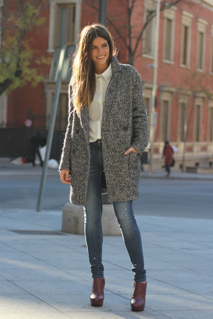 17 Best ideas about Boyfriend Coat on Pinterest | Oversized coat