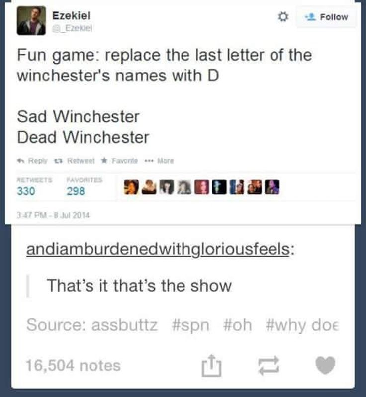 Adad Winchester.