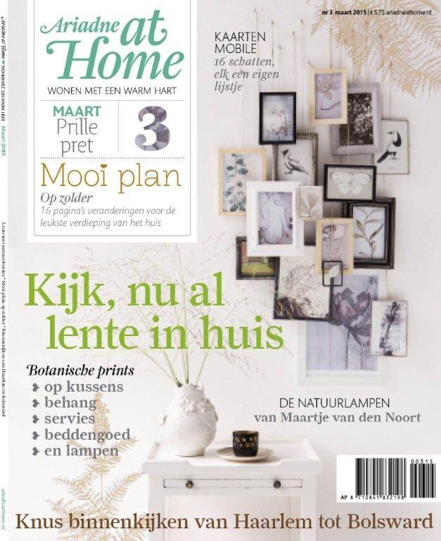 Ariadne at home als tijdschrift