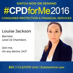#Auslaw Watch #CPD $65 http://bit.ly/CPD-ConsumerProtection Barrister Update @LouiJack @CPDforMe 4 busy #Lawyers
