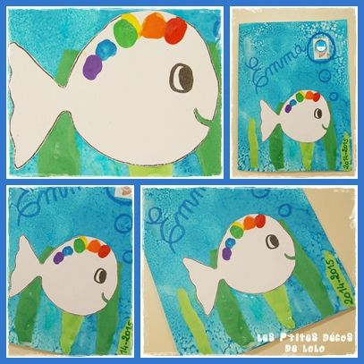 petit poisson blanc                                                                                                                                                     Plus