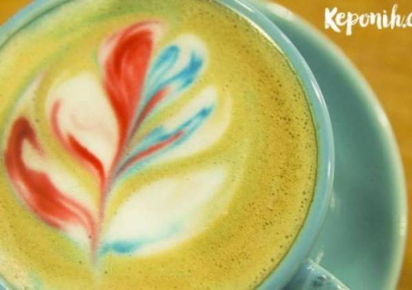 Latte Art, Seni Melukis di Atas Kopi