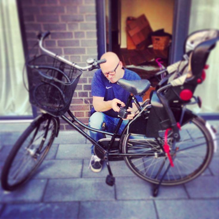 #Römer Jockey Comfort #Fahrradsitz // #DADDYlicious