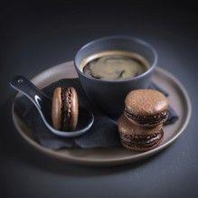 Tupperware - Macarons au chocolat