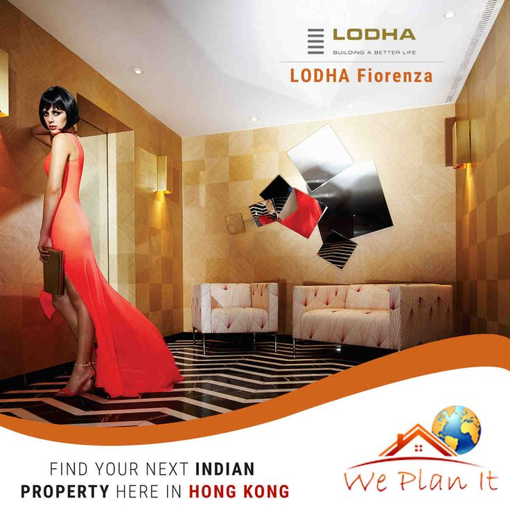 LODHA #Developers Team here in Hong Kong. Call 98101465 for a Meeting at your #Doorstep #Today! From its #Original Place in the #World of Couture. Visit for more Detail about #LODHA #Fiorenza Project In #Mumbai: https://www.weplanithk.com/lodha-fiorenza/106/   We are #RealEstate Advisory in #HongKong For #IndianProperty #Investment #Home #SecondHome #NRIInvestment