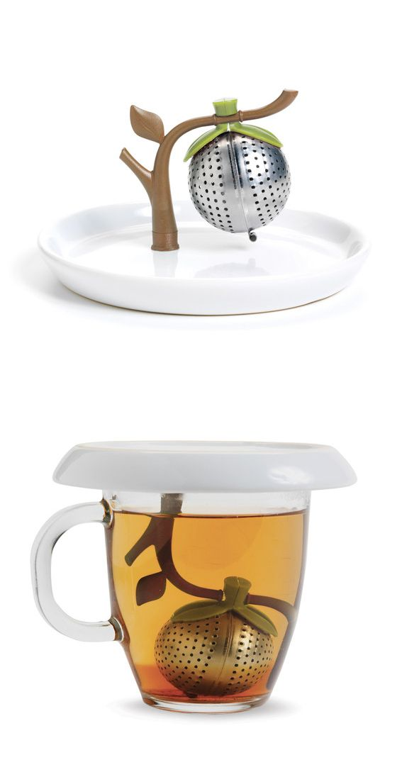 Branch tea infuser. I purchased this from Amazon and I love it! Really cool design.
