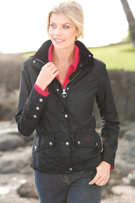 Just right! Barbour® Ferndown Jacket