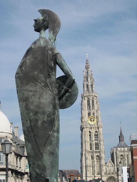Zuiderterras  Antwerp