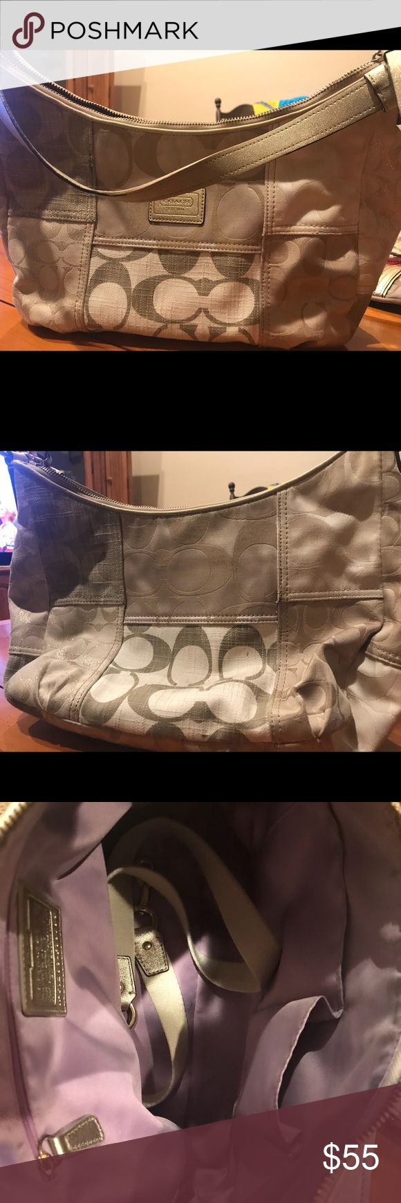 Coach pocketbook Coach Pocketbook. Great Condition and it was rarely used longer strap included Willing to negotiate Coach Bags