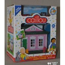 Casuta lui Caillou + multe accesorii