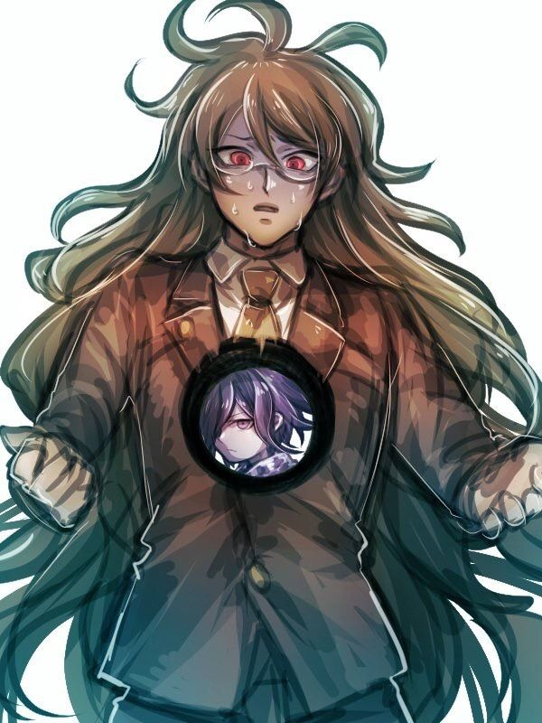 GONTA BBY😭😭😭 I think Kokichi really feels bad about ...