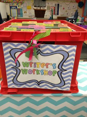 Writer's Workshop Portfolios