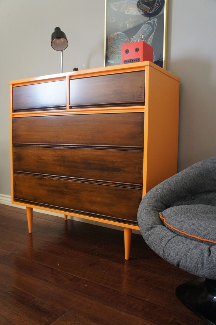 best  orange dresser ideas on pinterest  diy orange furniture  - best  orange dresser ideas on pinterest  diy orange furniture orangeshed furniture and orange spare bedroom furniture
