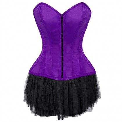 Though, traditional Victorian corsets are not in use these days but many women feel happy as they have considerably reduced their wait by wearing Victorian corsets continuously.