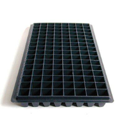 Seed Germination Kit 128 Cell Flat with Leak Proof Seedling Tray and Dome by David's Garden Seeds by David's Garden Seeds, http://www.amazon.com/dp/B007QLTN6I/ref=cm_sw_r_pi_dp_ZypOrb03E2KAX