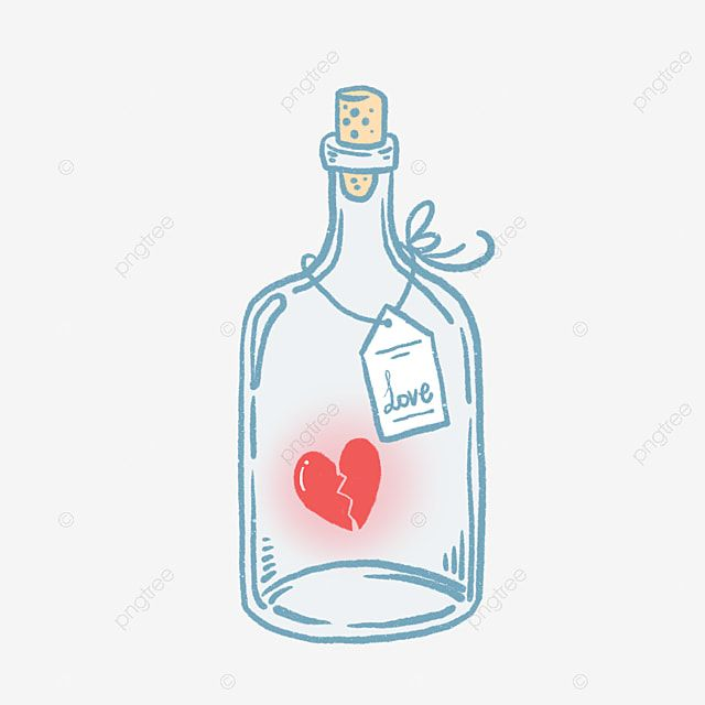 Small Fresh Love Glass Bottle Png Free Material Glass Bottle Bottle Glass Png Transparent Clipart Image And Psd File For Free Download Glass Bottles Clip Art How To Draw Hands