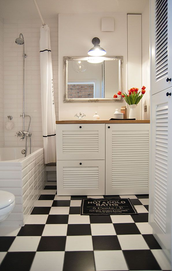bathroom by Make Home Easier