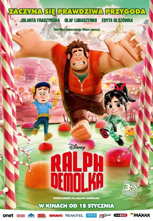 Ralph Demolka / Wreck-It Ralph