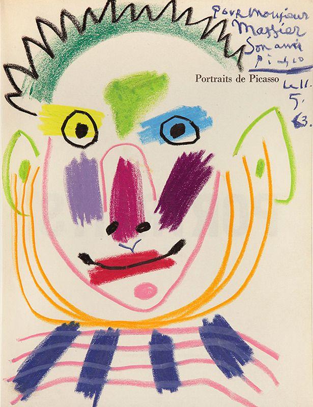 Los dibujos de Picasso