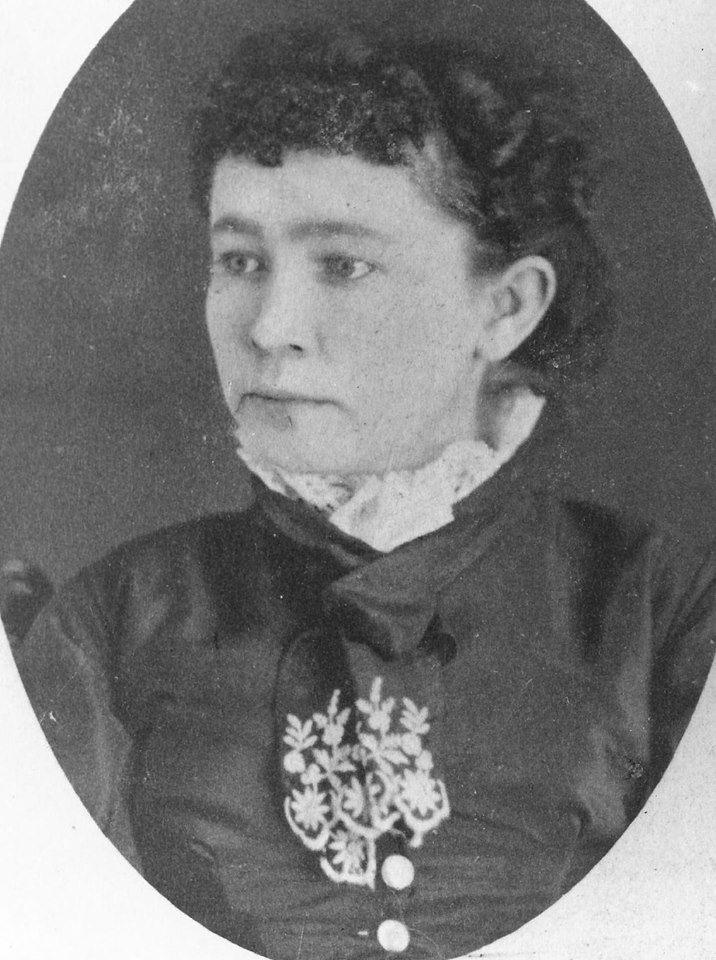 Alvira Sullivan Earp, Virgil Earp's wife