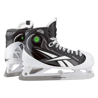 Reebok 10K Pump Goalie Skates @ http://goalie.totalhockey.com/product/10K_Pump_Goalie_Skates/itm/6499-41/?mtx_id=0 $329.99