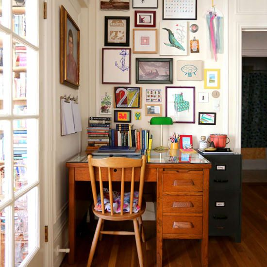 How To Decorate A Tiny Home With Colorful Maximalist Style