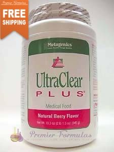 UltraClear PLUS/RICE Berry 33.3 oz