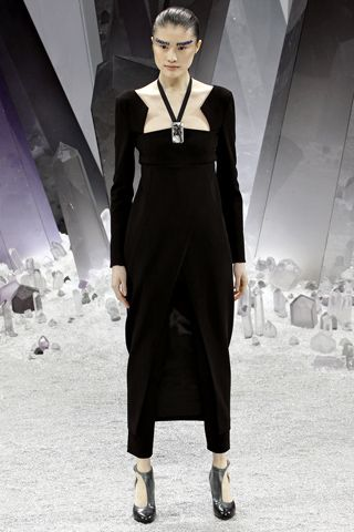 Fall 2012 ready-to-wear Chanel Runway Sui He (NATHALIE)