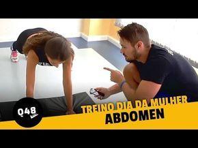 Chape toda a gordura da barriga fazendo 4 minutos de exercício por dia em casa - Vix