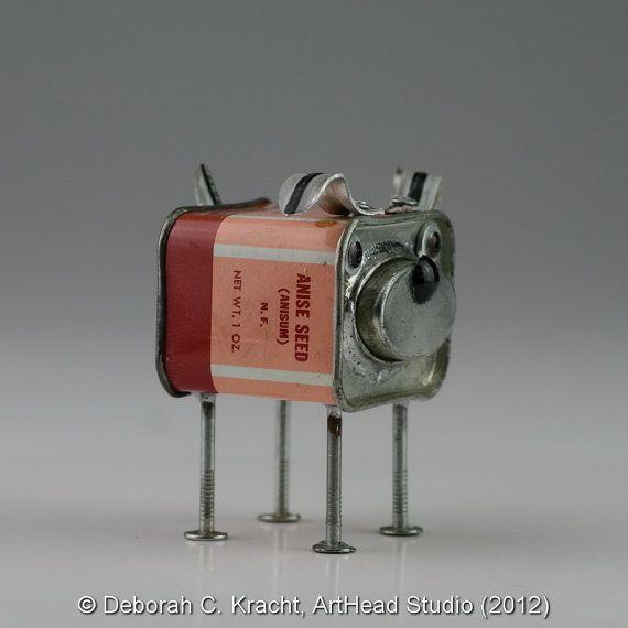 JunkYard Dog: Anise Seed (JYD-039). $73.00, via Etsy.