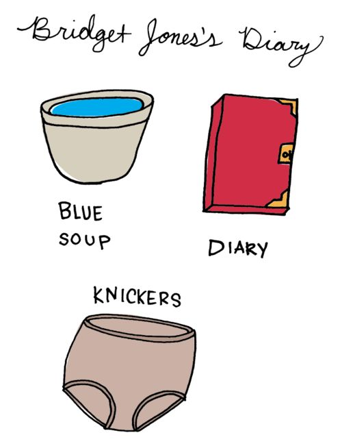 Bridget Jones // Bridget Jones's Diary