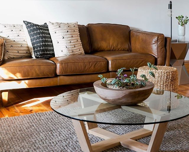 Our Scandinavian Inspired Dahlia Sofa Is Sitting Pretty In