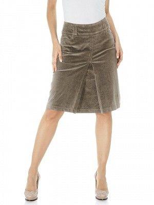 Вельветовая юбка: купить юбки — женская одежда :: Интернет-магазин одежды и обуви Natahaus.ru