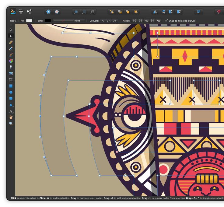 Affinity Designer is the fastest, smoothest, most precise vector graphic design software available. Whether you're working on graphics for marketing materials, websites, icons, UI design or just like creating cool concept art, Affinity Designer will revolutionise how you work.