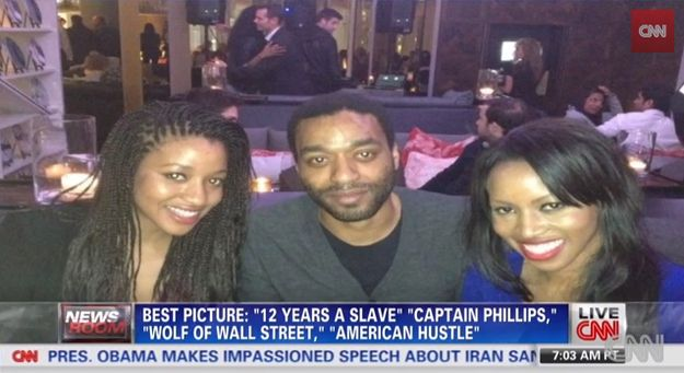 """And no one was happier for him than his sister, CNN financial news reporter Zain Asher. 