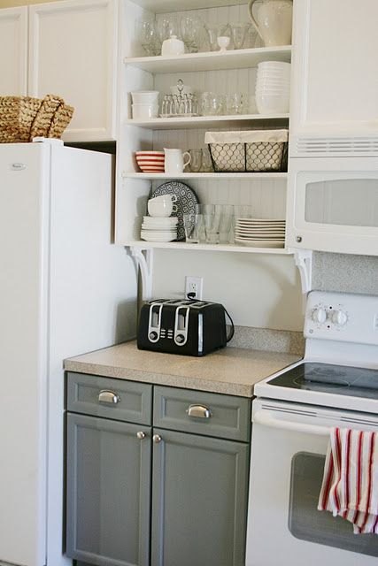 Best 25 Two Toned Cabinets Ideas On Pinterest Two Tone